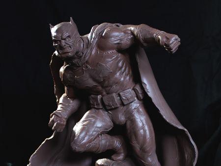 Traditional Sculpture-Batman