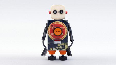 Pitarque´s Robot