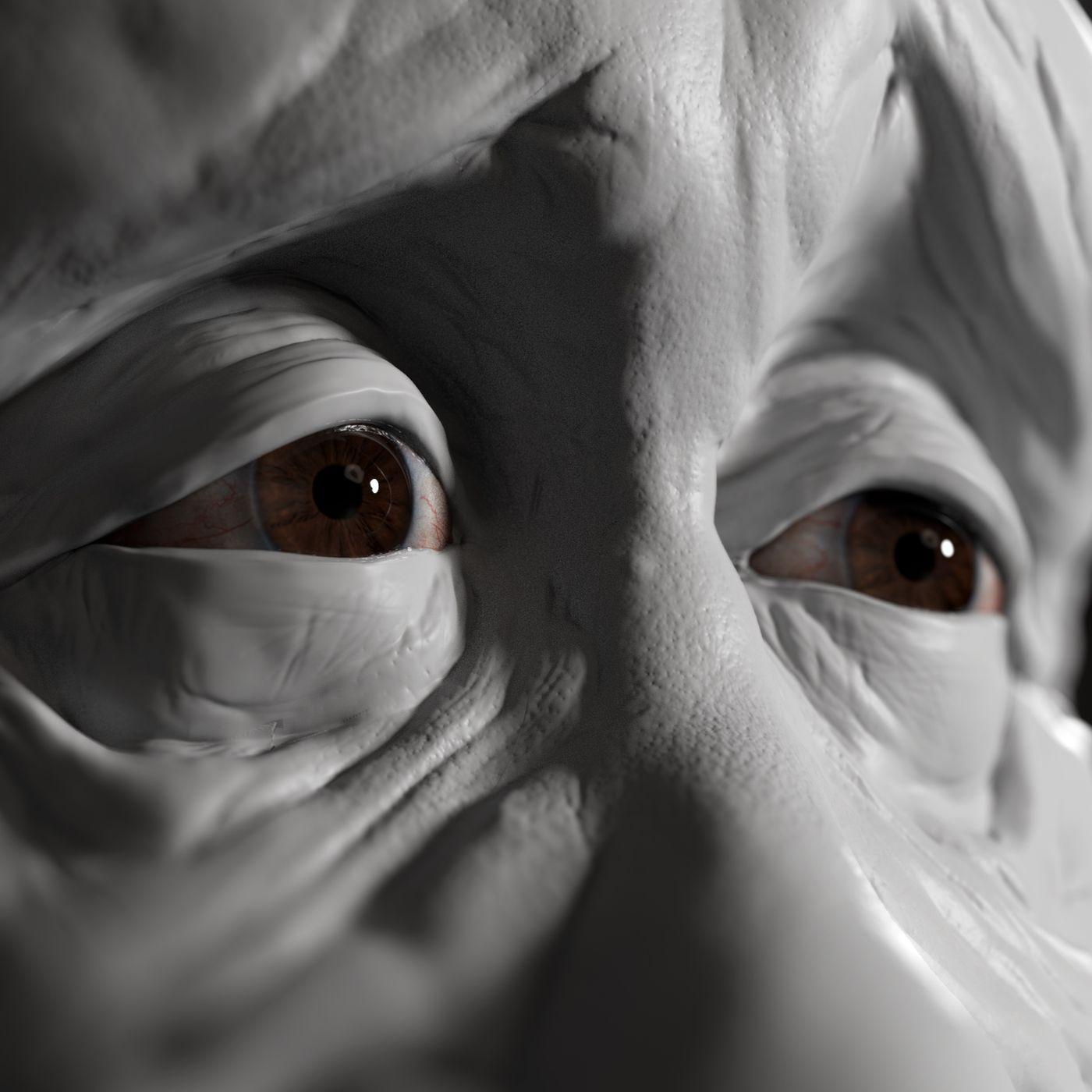 Eyes 01 Close Up Cterroso