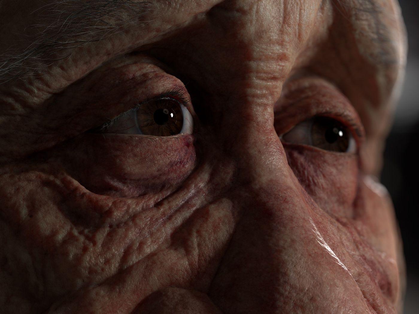 Old Man - Skin Case Study