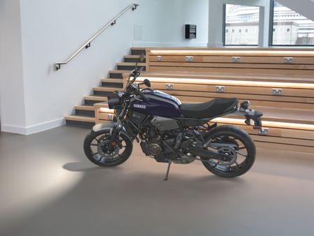 Yamaha XSR 700 Build & Integration