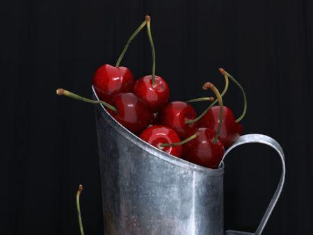 Still Life - Cherries