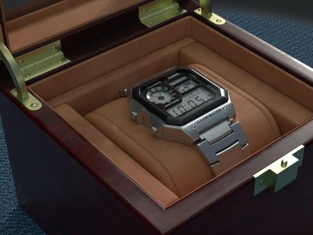 Casio AE-1200WHD