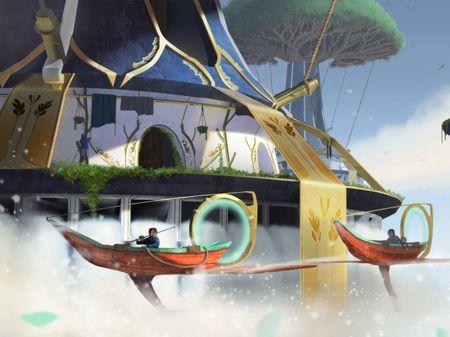 Daiki Miwa / Environment Concept