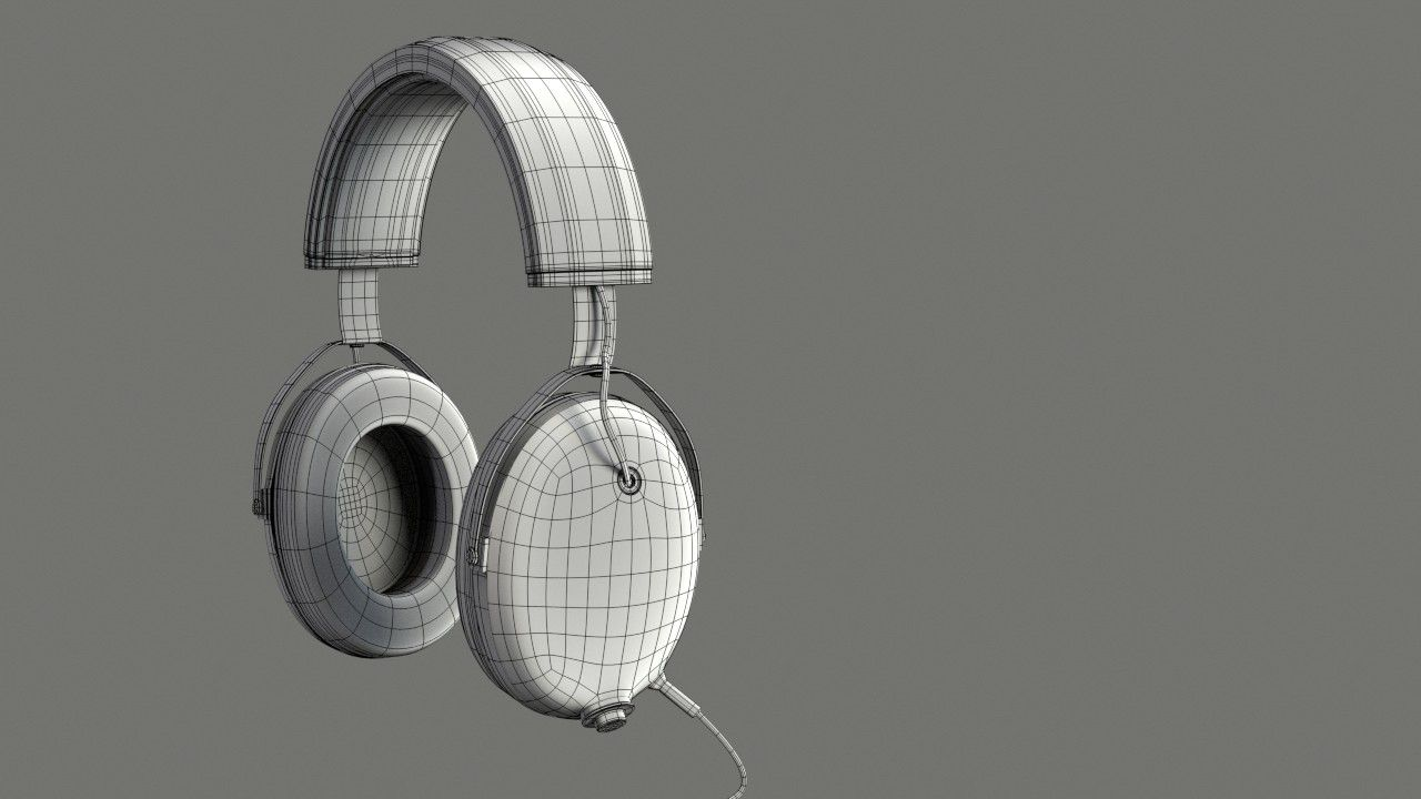 Dp Chakraborty Headphoneswireframe01 Daipayaanc