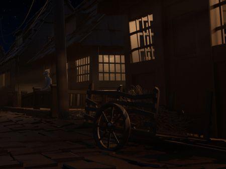 Village Scene Lighting