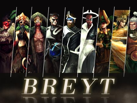 Breyt: A Changing World
