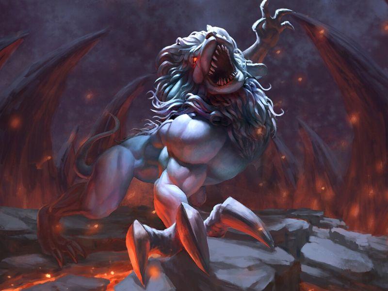 Ahemait Behemoth