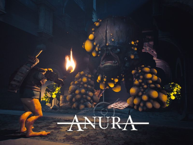 Anura - RPG Frog Game