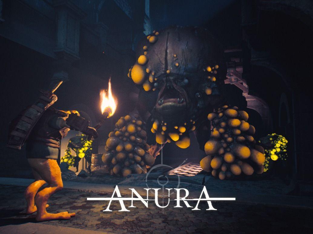 Anura (Frog RPG Game)