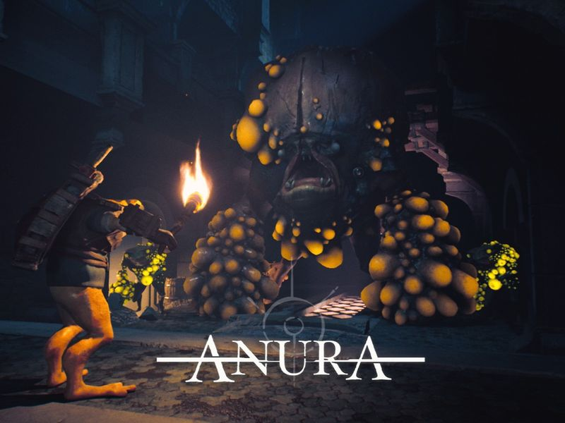 Anura (Frog RPG Game)