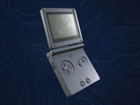 Childhood Gameboy Advance SP