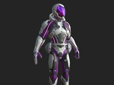 Mass effect Andromeda Armor