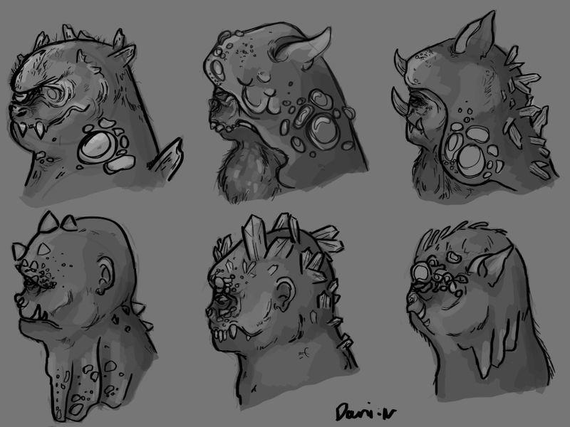 Monster Challenge - Creature Mashup
