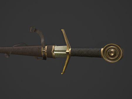 Medieval Arming Sword