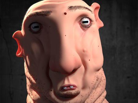 Character Design: Steeban