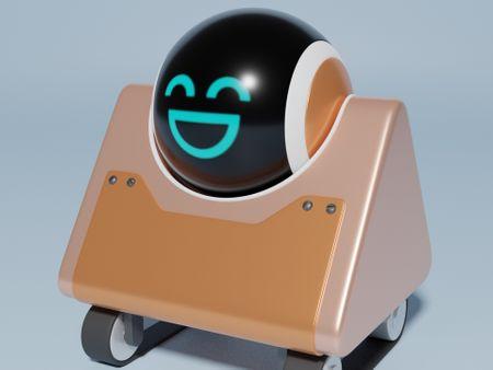 TriPriz, the Robot