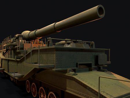 TM-3-12 | 1930s Soviet Railway Gun