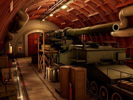 Soviet WW2 Bunker