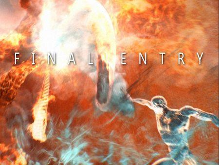 Lava monster final entry