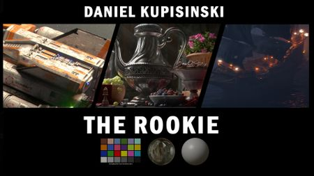 Daniel Kupisinski - The Rookie  2019 Entry