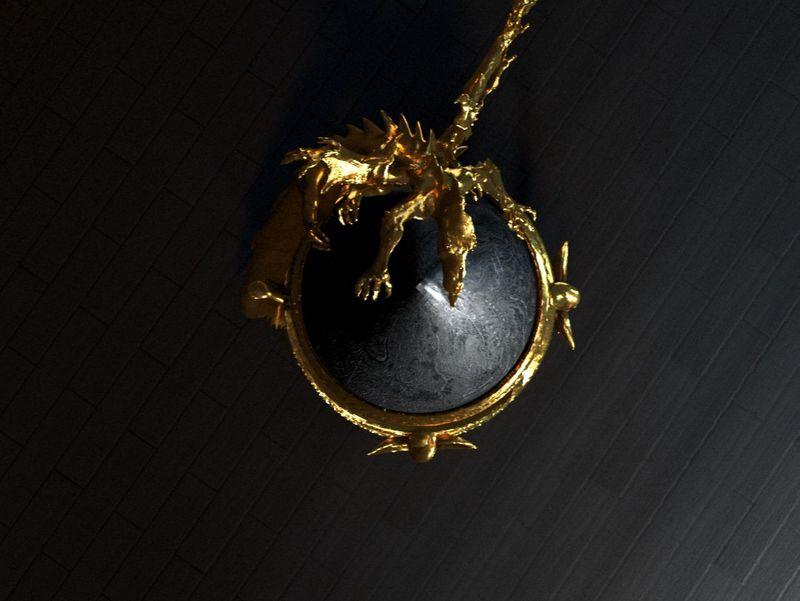 Dragon Globe of Time