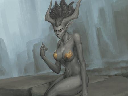 Shadow Nymph