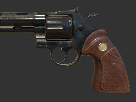 ColtPython 357 Magnum