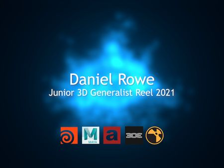 Daniel Rowe - Junior Generalist Reel 2021