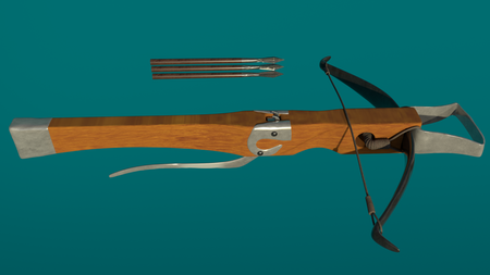 #WeeklyDrills 015 - Crossbow