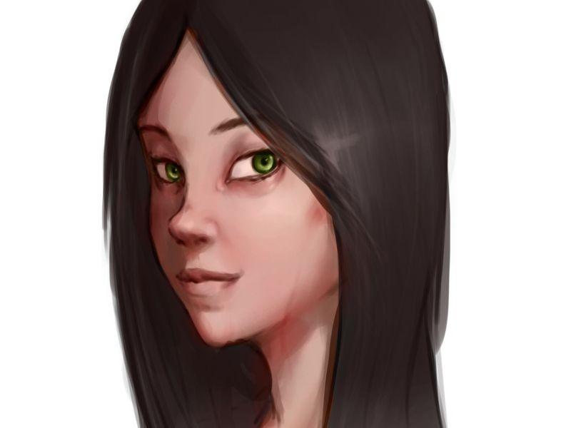 RedGreen Portrait