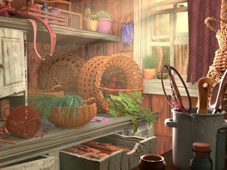 Forager's Cabin