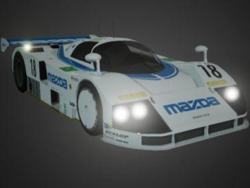 Mazda 787-B