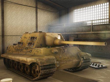 Tank Garage