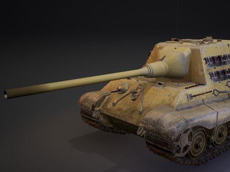 WW2 Tank Destroyer (Jagdtiger)