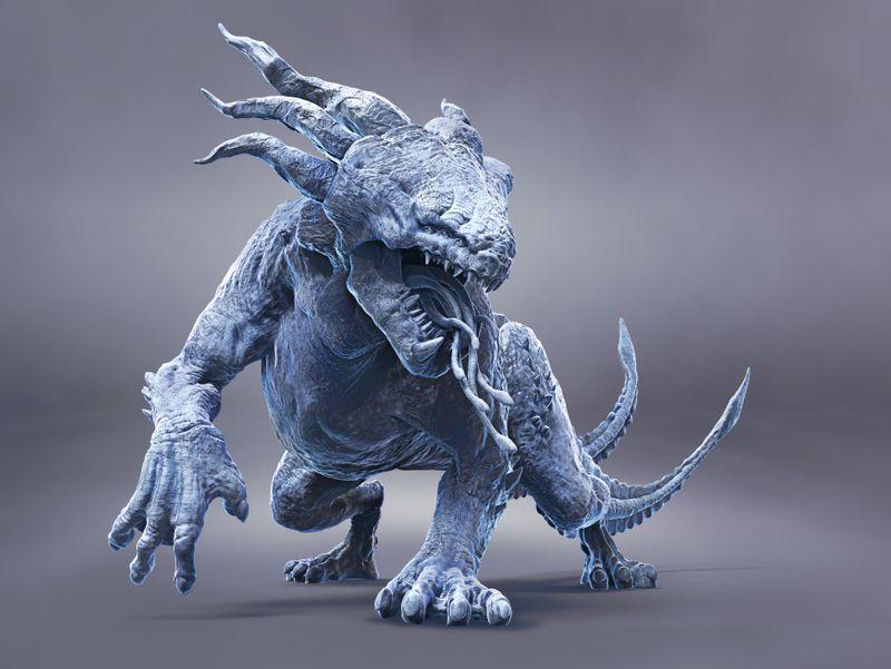 Axolotl Kaiju