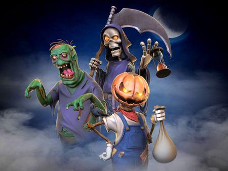 Halloween gang!