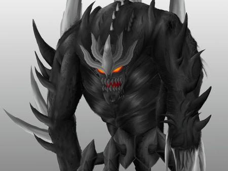 The Dark Destroyer
