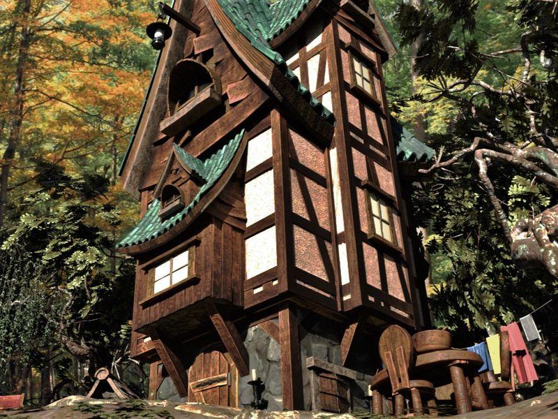 Fantasyhouse model