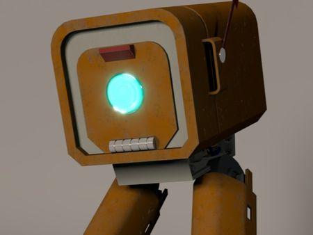 Mailbot Robot