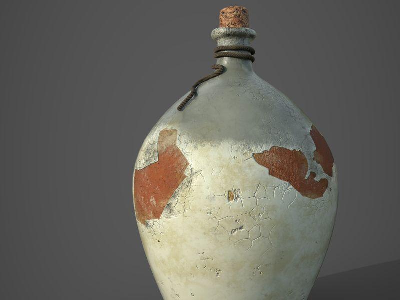 Desert bottle