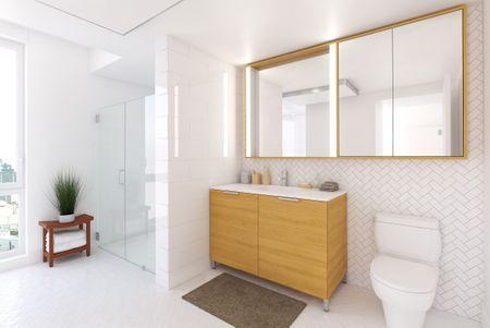 VIA 57 West - Bathroom