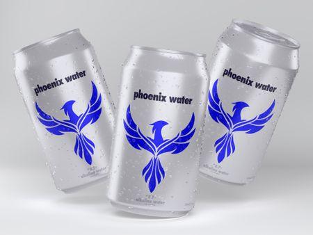 Phoenix Water Can