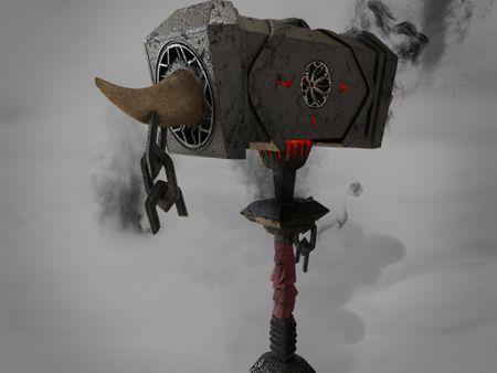 The Hammer Of Demons