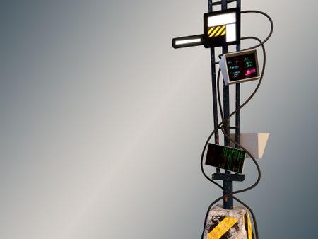 Cyberpunk2077 - Streetlight