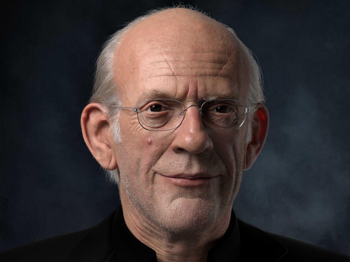 Portrait of Christopher Lloyd