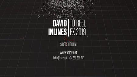 VFX TD REEL Houdini