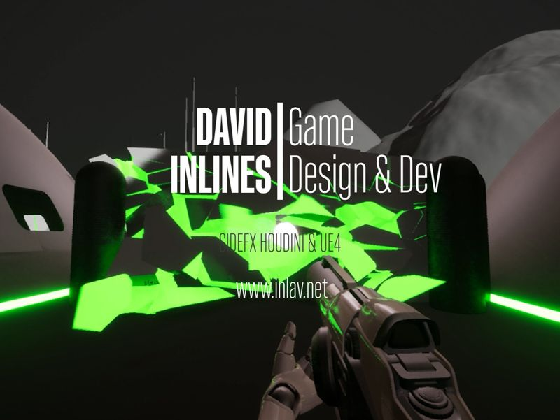 Game Design & Developer (Houdini + UE4)