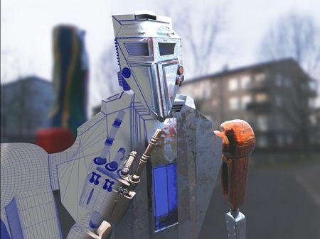 Ragnar The Robot