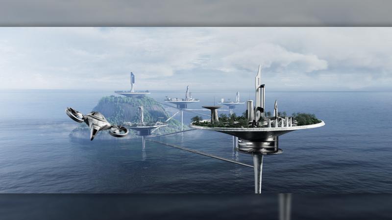 VFX Environment/Generalist Demo Reel 2020